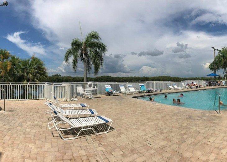 Tampa Bay, 2 bdrm 1.5 bth Private Beach Community - U420 #24