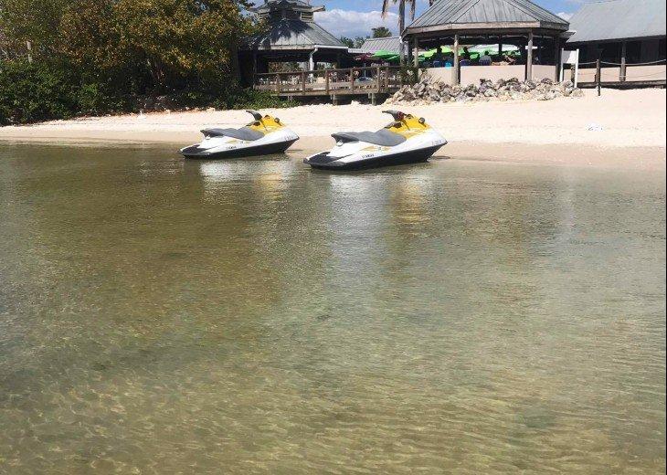 Tampa Bay, 2 bdrm 1.5 bth Private Beach Community - U420 #18