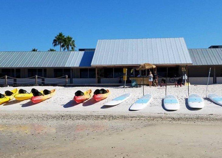 Tampa Bay, 2 bdrm 1.5 bth Private Beach Community - U420 #15