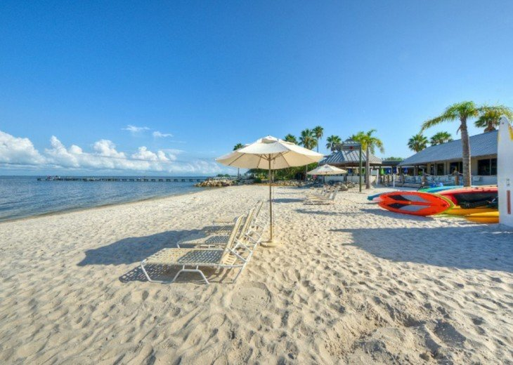 Tampa Bay, 3brm, 3bth Private Beach Resort Style Community - U436 #17