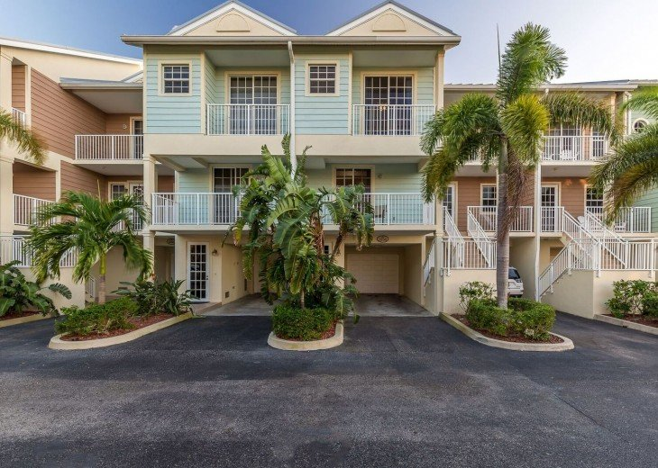 Tampa Bay, Waterfront 2 bdrm, 2.5bath, Private Beach Resort Community - U3250 #9