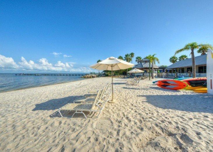 Tampa Bay, Waterfront 2 bdrm, 2.5bath, Private Beach Resort Community - U3250 #17
