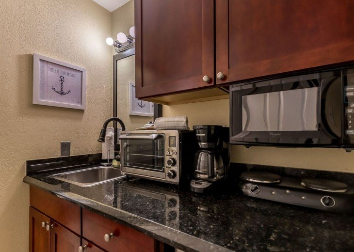 Tampa Bay, Waterview Studio Suite, Sleeps 4 - U619 D #4