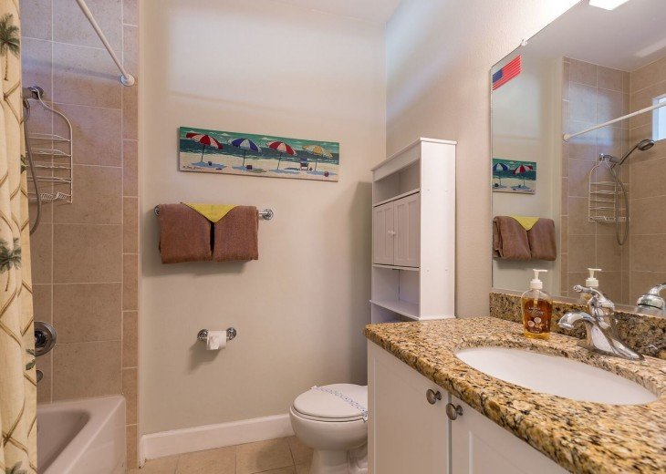 Waterfront 2 bed /1.5 bath Private Beach Community - U429 #16