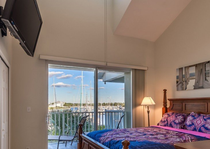 Waterfront 2 bed /1.5 bath Private Beach Community - U429 #12