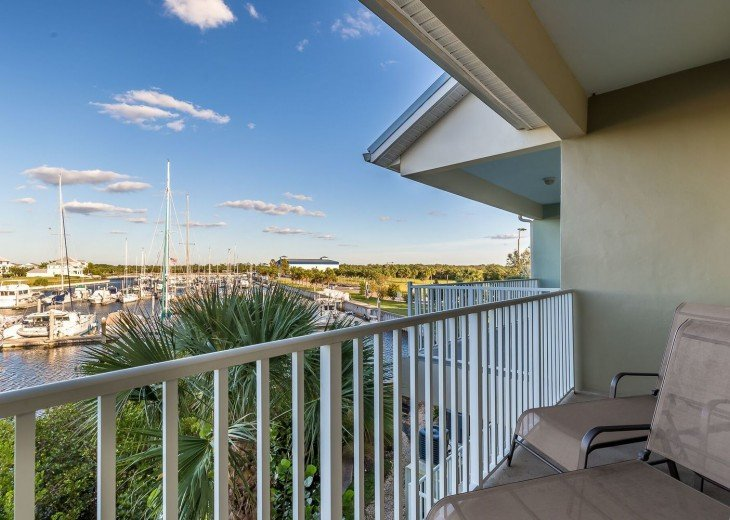 Waterfront 2 bed /1.5 bath Private Beach Community - U429 #11