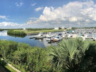 Waterfront 2 bed /1.5 bath Private Beach Community - U429 #1