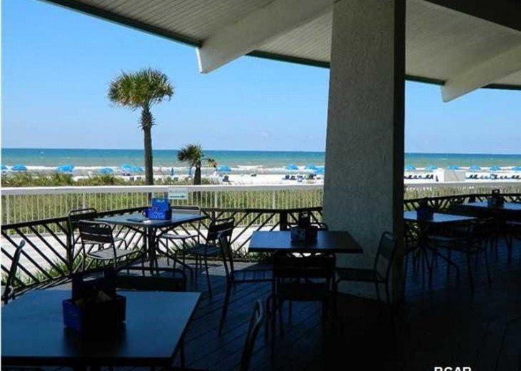 Awesome Beachfront Condo (Newly Remodeled) Beach Service-Edgewater Beach Resort #17