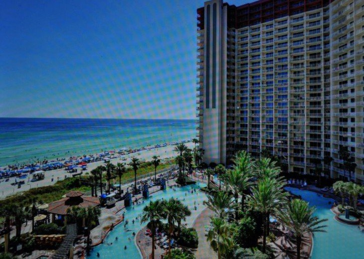 Awesome Beachfront Condo (Newly Remodeled) Beach Service-Edgewater Beach Resort #3