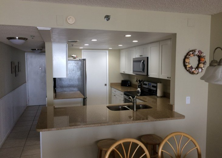 Renovated Direct Sand Beachfront - Sandcastle 1 - 3Bed/2Bath #7