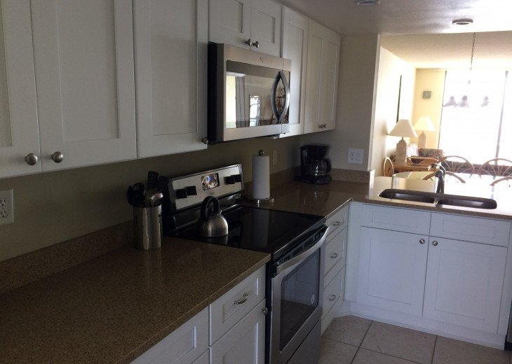 Renovated Direct Sand Beachfront - Sandcastle 1 - 3Bed/2Bath #5