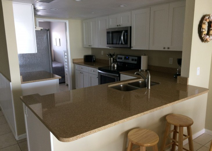 Renovated Direct Sand Beachfront - Sandcastle 1 - 3Bed/2Bath #6