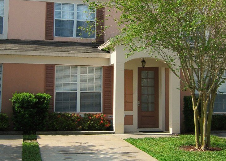 Minutes From Mickey - 3Bed 3Bath Townhome with South Facing Pool #33