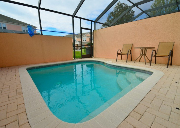 Minutes From Mickey - 3Bed 3Bath Townhome with South Facing Pool #31