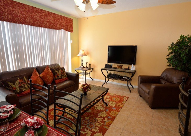 Minutes From Mickey - 3Bed 3Bath Townhome with South Facing Pool #4