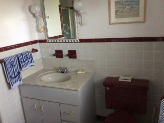 Original Master Bath with Stall Shower