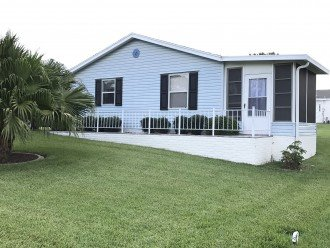 """Little Blue House"""