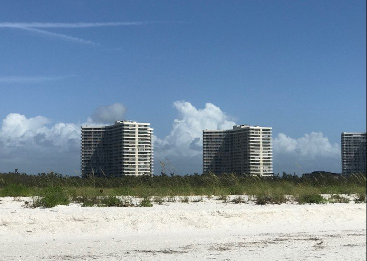 Marco Island, Florida - Gulf Front 2-Bedroom 2-Bath Condo #23