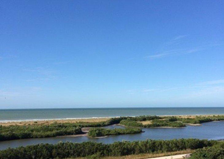 Marco Island, Florida - Gulf Front 2-Bedroom 2-Bath Condo #2