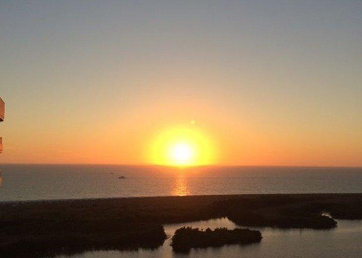 Marco Island, Florida - Gulf Front 2-Bedroom 2-Bath Condo #25
