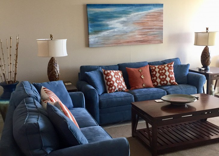 SS Tower 4 - Unit #1801 Beachfront 2-Bedroom/2-Bath Condo on The Gulf of Mexico #3