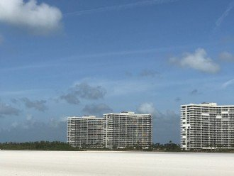 Beachfront 2-Bedroom/2-Bath Condo on The Gulf of Mexico #1