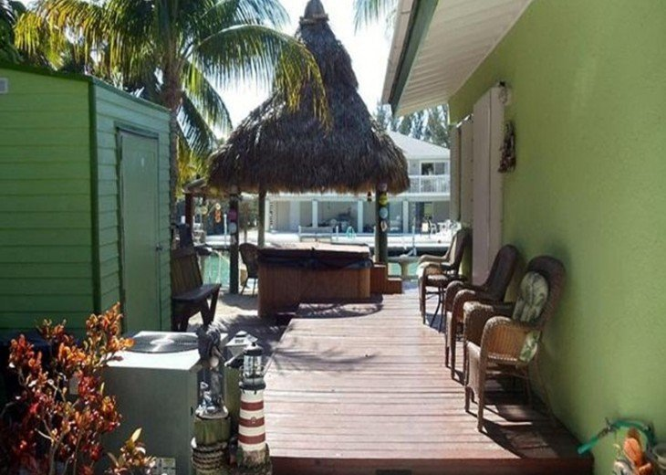 Beautiful 2 Bedroom Duck Key Duplex #2