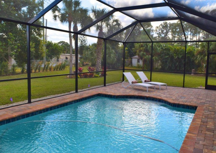 Dream Vacation - Almost new Estate home with heated Saltwater Pool #3