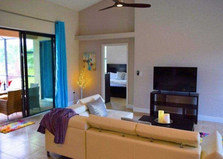 Dream Vacation - Almost new Estate home with heated Saltwater Pool #7