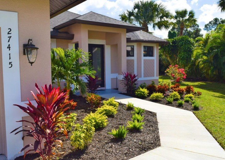 Dream Vacation - Almost new Estate home with heated Saltwater Pool #8
