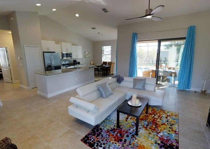 Dream Vacation - Almost new Estate home with heated Saltwater Pool #6
