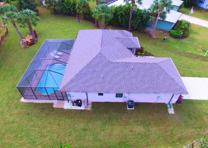 Dream Vacation - Almost new Estate home with heated Saltwater Pool #25