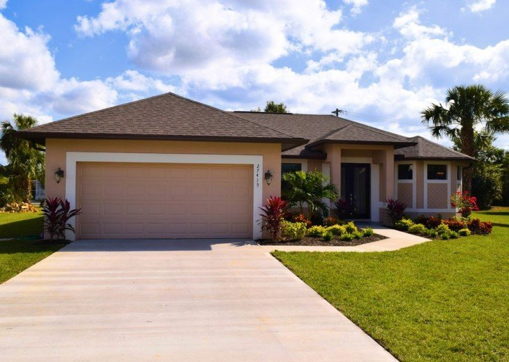 Dream Vacation - Almost new Estate home with heated Saltwater Pool #1