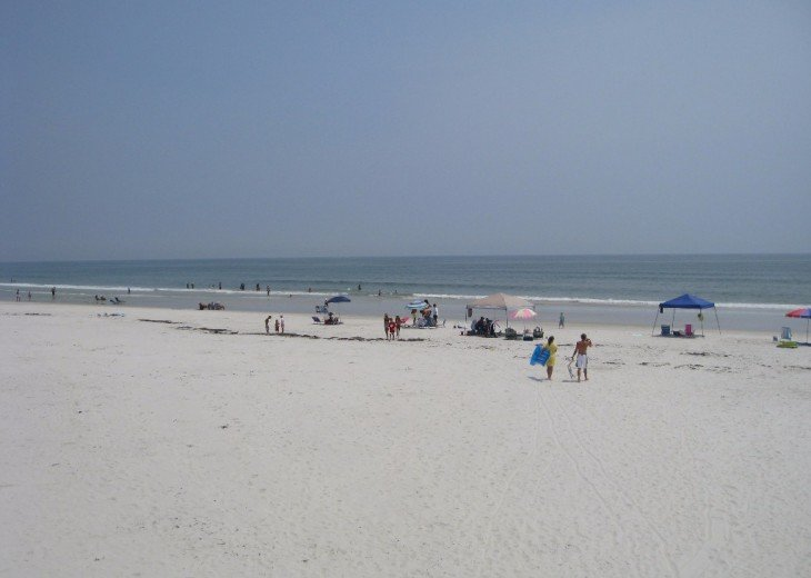 New Smyrna Beach Condo Rental Steps From Ocean Castle Reef 106 New