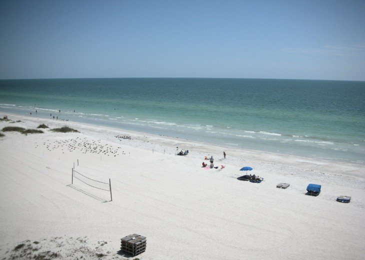 FABULOUS VIEW directly on the Gulf - 3 bdrm condo #2
