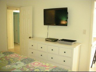2ND KING BDRM WITH TV