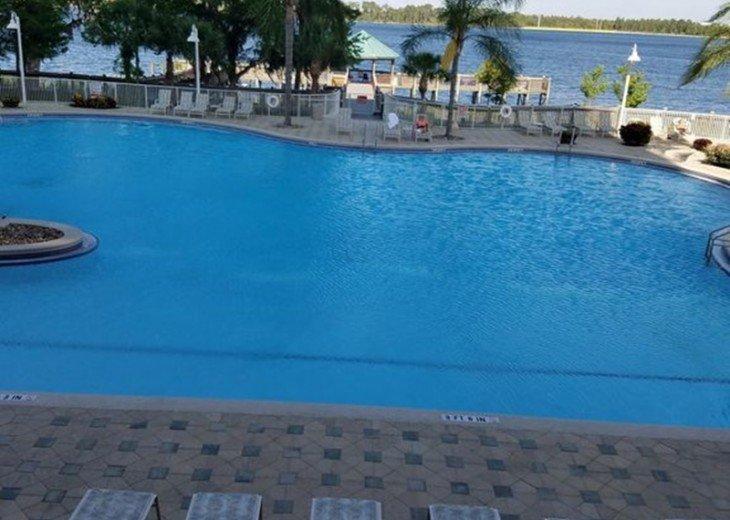 Blue Heron Beach 1 & 2.5 beds 2 bath suite overlooking lake Feb23-Mar1 & Mar9-20 #18