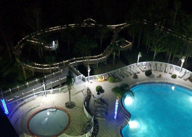 Blue Heron Beach 1 & 2.5 beds 2 bath suite overlooking lake Feb23-Mar1 & Mar9-20 #4