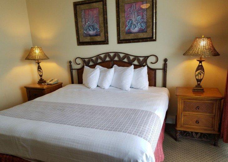 Blue Heron Beach 1 & 2.5 beds 2 bath suite overlooking lake Feb23-Mar1 & Mar9-20 #22