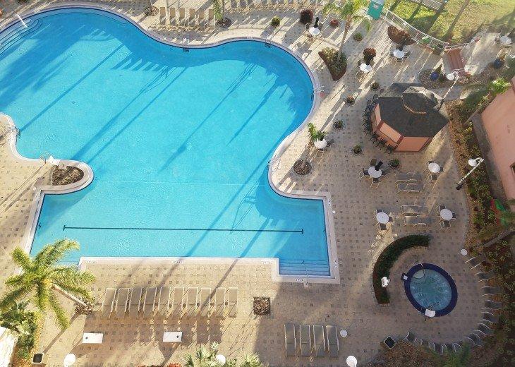 Blue Heron Beach 1 & 2.5 beds 2 bath suite overlooking lake Feb23-Mar1 & Mar9-20 #35