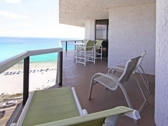 Large Balcony - See Emerald Coast for Miles