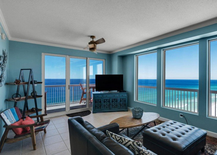 July Dates Available~ Beach Service and Wifi FREE ~ Million Dollar View #17
