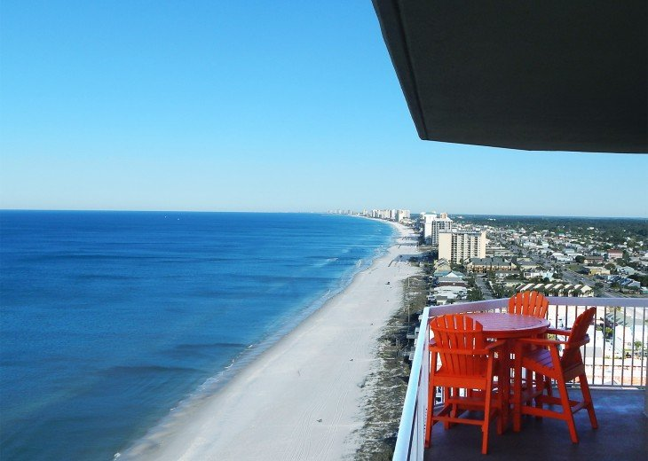 July Dates Available~ Beach Service and Wifi FREE ~ Million Dollar View #51