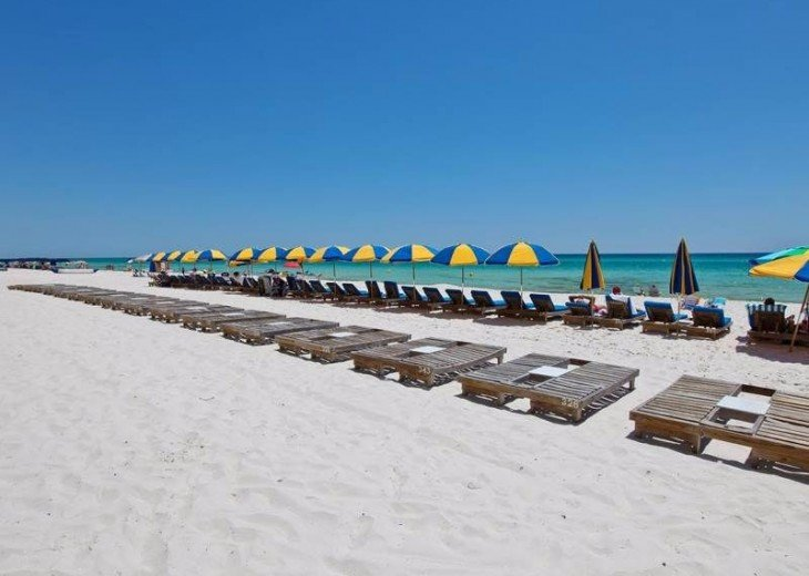 July Dates Available~ Beach Service and Wifi FREE ~ Million Dollar View #34