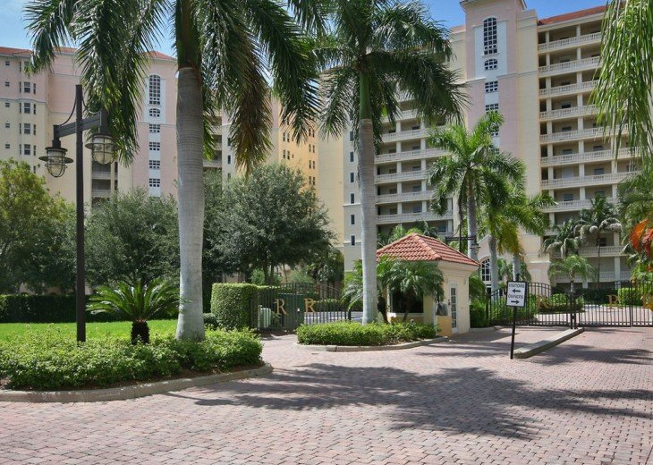 Condo is located in a gated and safe community within two blocks of the beach.