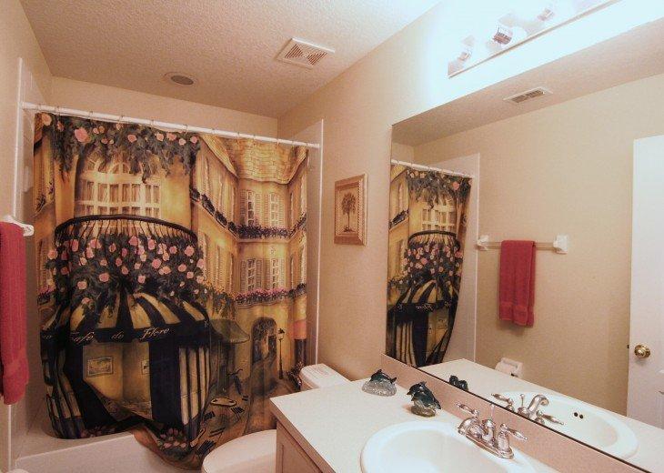 Bathroom #2 on 2nd floor