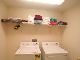 Laundry Room (not in garage)