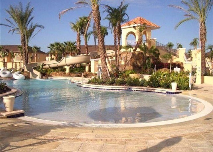 4 Bedroom Townhouse-Regal Palms Resort-Close to Pool and Disney,Wi-Fi #24
