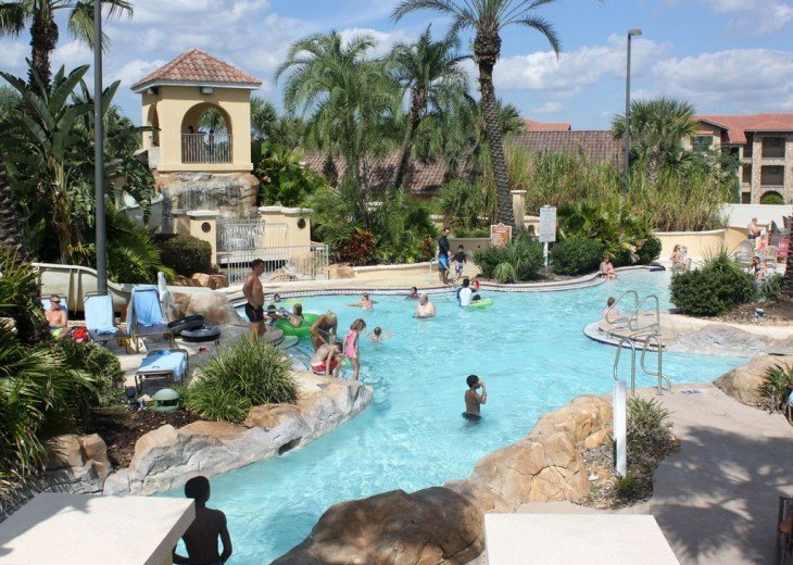 4 Bedroom Townhouse-Regal Palms Resort-Close to Pool and Disney,Wi-Fi #23