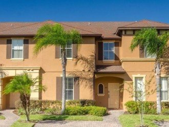 4 Bedroom Townhouse-Regal Palms Resort-Close to Pool and Disney,Wi-Fi #1